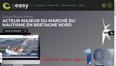 Site internet de Ceasy