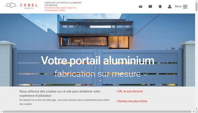 Site internet de Cebel