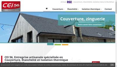 Site internet de Cei 56
