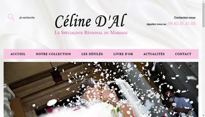 Site internet de Celine d'Al