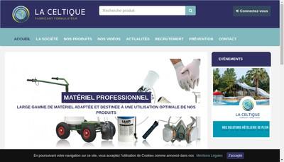 Site internet de La Celtique Industrielle