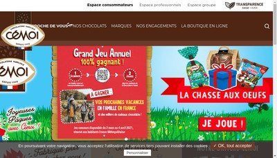 Site internet de Dipa France