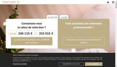Site internet de Cabinet Mabille