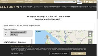 Site internet de Y Immo