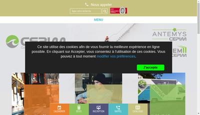 Site internet de Cepim