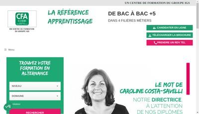 Site internet de Le Marche Franprix