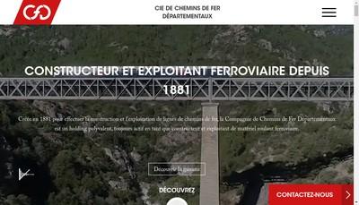 Site internet de Cfd Bagneres