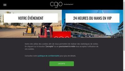 Site internet de Claude Gasnal Organisation