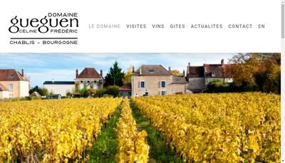 Site internet de Celine et Frederic Gueguen