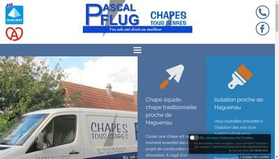Site internet de Chapes Tous Genres
