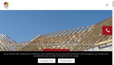 Site internet de Chapot