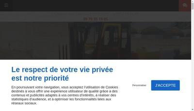 Site internet de Olteck & Co