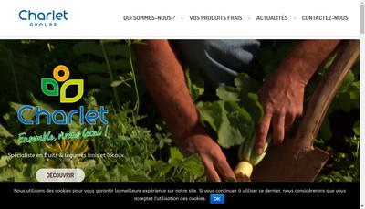 Site internet de Charlet