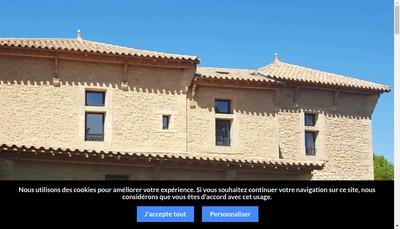 Site internet de Thierry Toitures