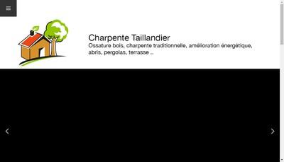 Site internet de SARL Y-Taillandier