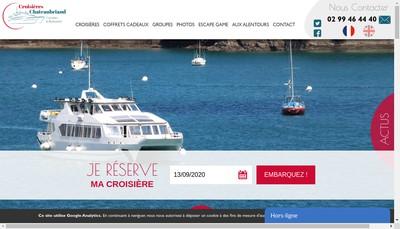 Site internet de Societe Maritime Harbour