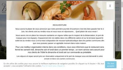 Site internet de Le Grand Beaulieu