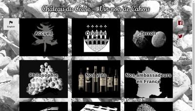 Site internet de Le Cedre Diffusion