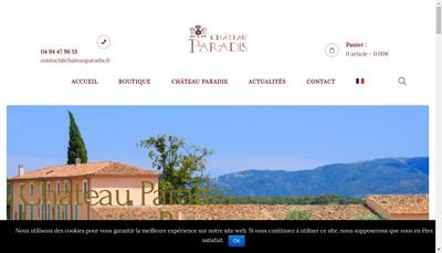 Site internet de Prestige et Image de Marque Ou Pim
