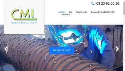 Site internet de CMI