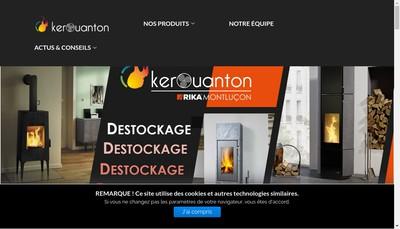 Site internet de A l'Eau le Plombier