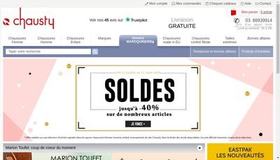 Site internet de Services Est