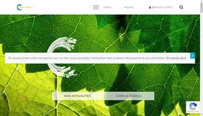 Site internet de Chelles Chaleur