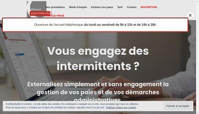 Site internet de Ageta