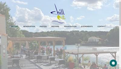 Site internet de Chill Out