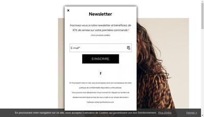 Site internet de Chloe Stora For My Pant'S