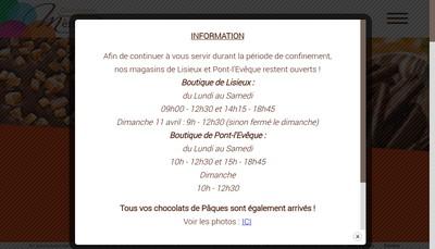 Site internet de La Route du Cacao