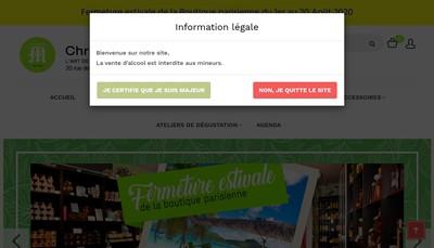 Site internet de Christian de Montaguere