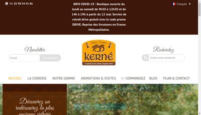 Site internet de Bosser Yves