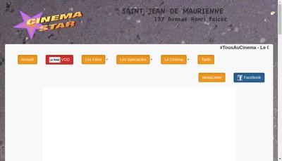 Site internet de Val Loisirs