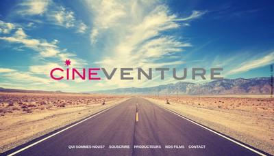 Site internet de Cineventure 2