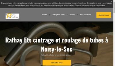 Site internet de Rafhay
