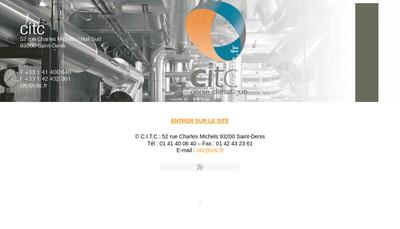 Site internet de Citc