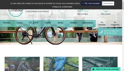 Site internet de Citibike