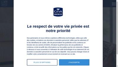 Site internet de Citya Cadre Royal