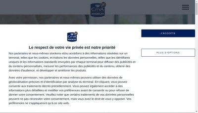 Site internet de Ania Pont de Cheruy - Aic - Soligest - S