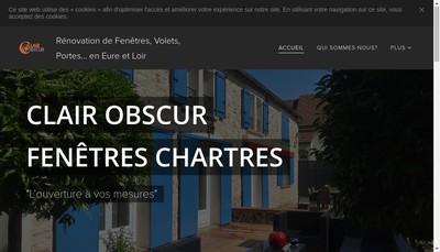 Site internet de Clair Obscur