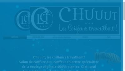 Site internet de Clct