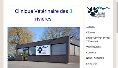 Site internet de SELARL Barbeau Bignault
