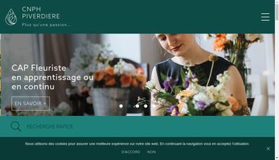 Site internet de CNPH du Val de Loire