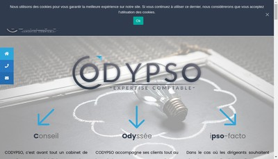 Site internet de Codypso