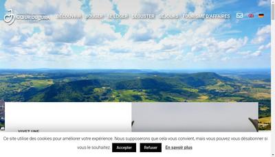 Site internet de Office de Tourisme (Ot)