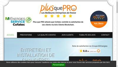 Site internet de Cie Francaise Assistance Technique