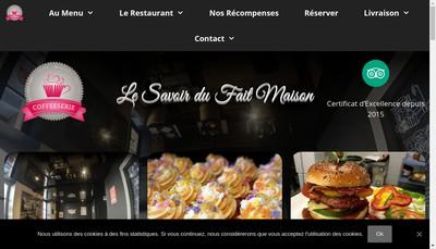 Site internet de Coffeeserie