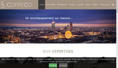 Site internet de Cofireco
