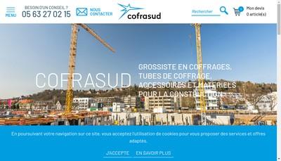 Site internet de Cofrasud